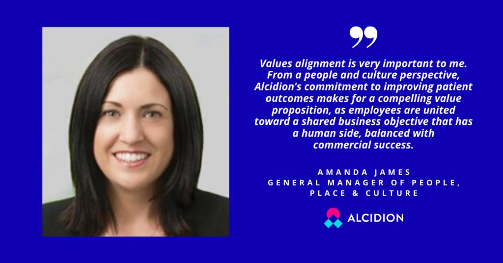 Amanda James General Manager